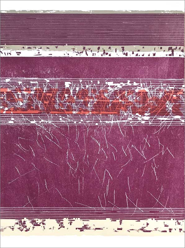 Ken Denning lithography